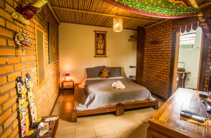 Suite Ametista estilo Tailandês