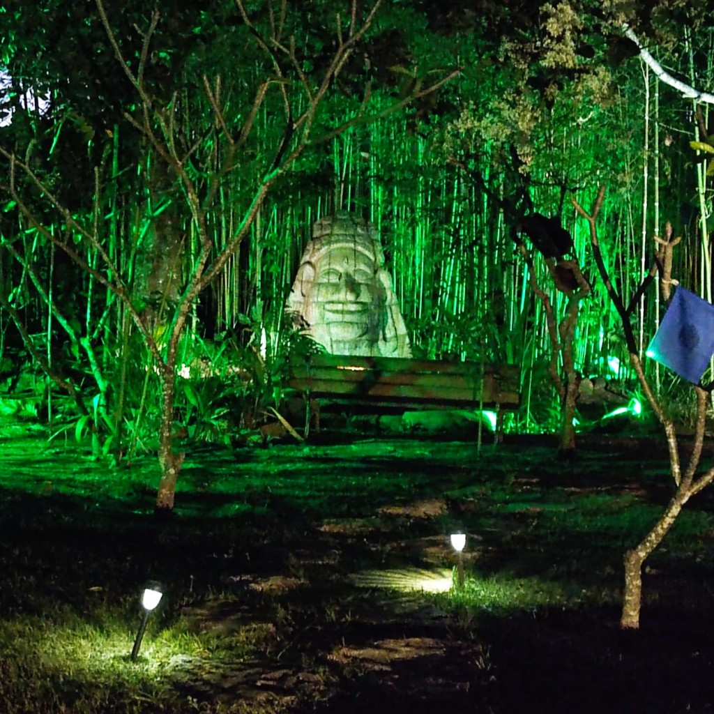 Buda a noite